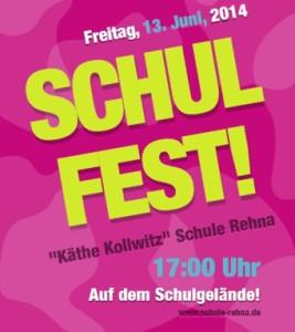 Schulfest am 13. Juni 2014
