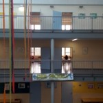 Architektonisches und verwaltungstechnischesZentrum: das Atrium